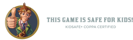 This game is safe for kids!