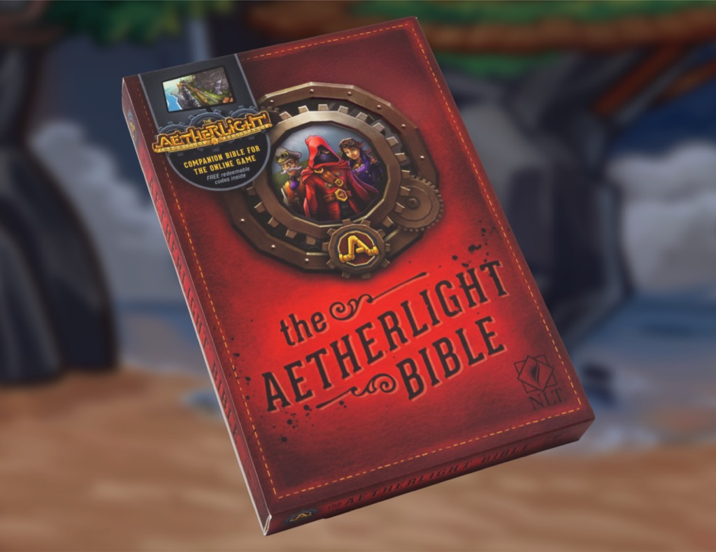the aetherlight a biblical computer game for kids and their families